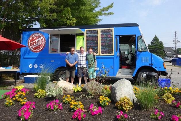 DMan's Food Truck - Huntsville
