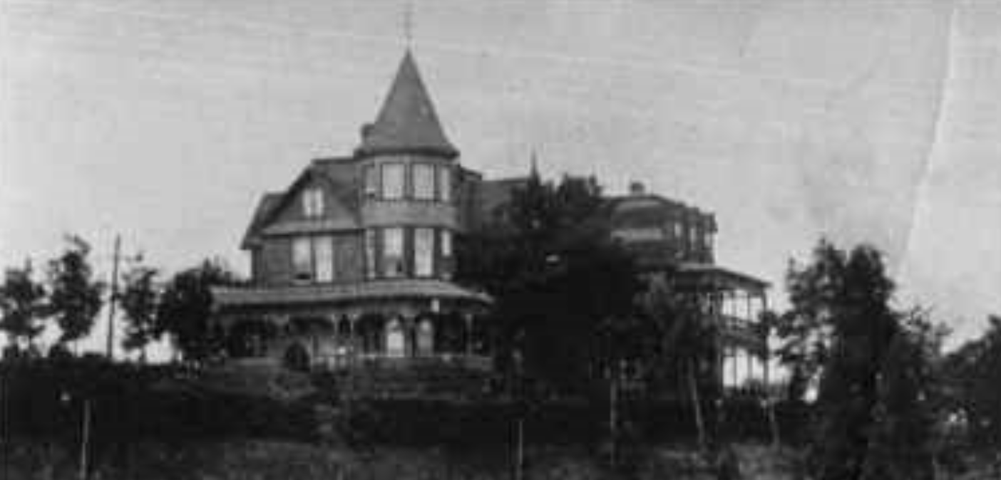 Dr. Hart operated one of Huntsville's original hospitals. It closed in the early 1900s.