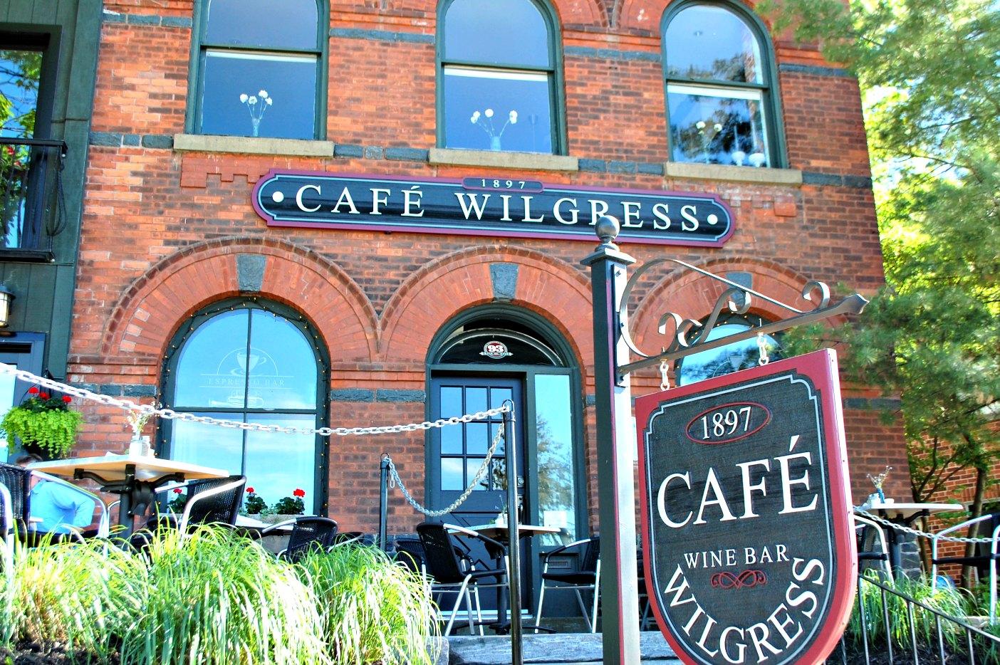 Cafe Wilgress