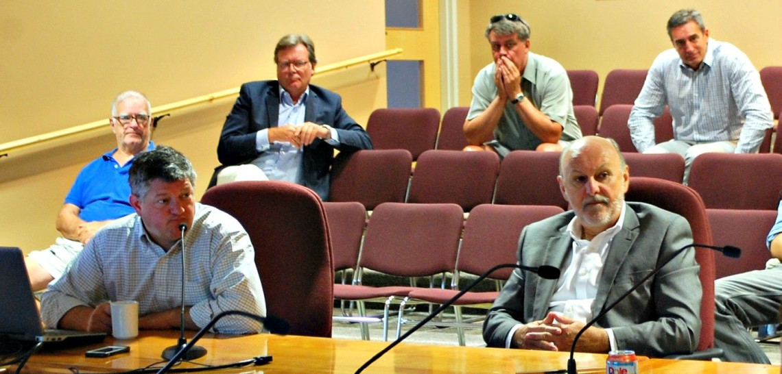 Special Council Meeting about Fairvern redevelopment