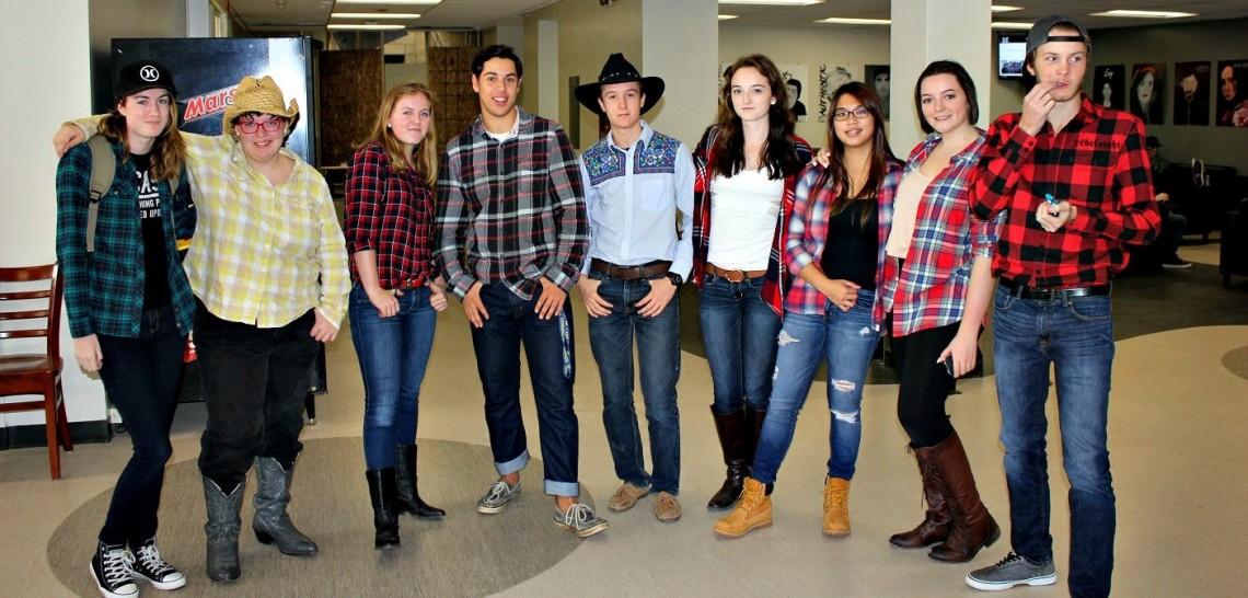 HHS Wild West Day