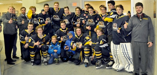 Armstrong Dodge AE Otters