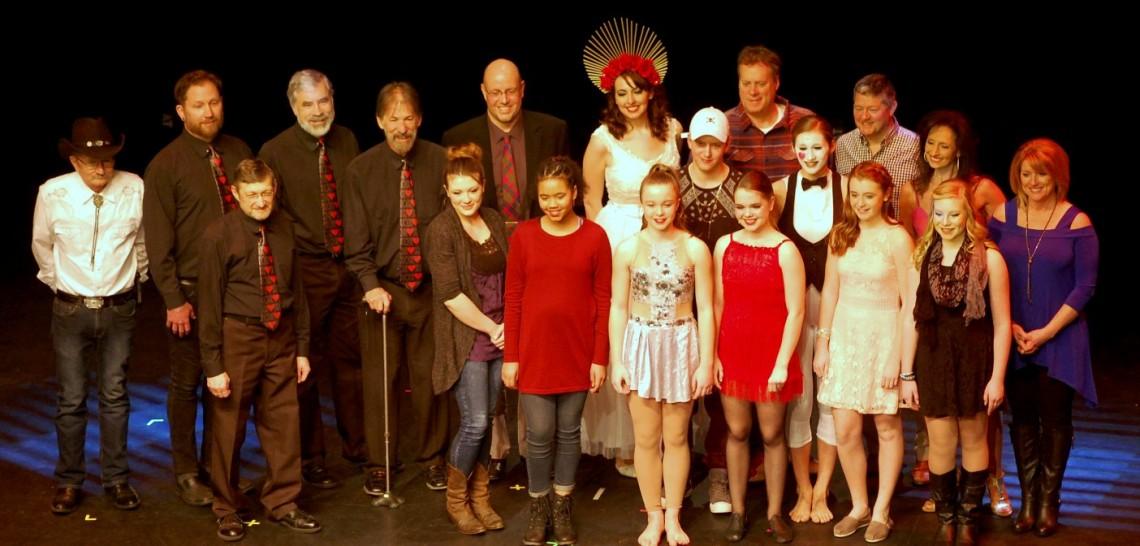 Huntsville's Got Talent 2017 featured twelve performances, including one quartet, that impressed all four judges (Doppler photo)