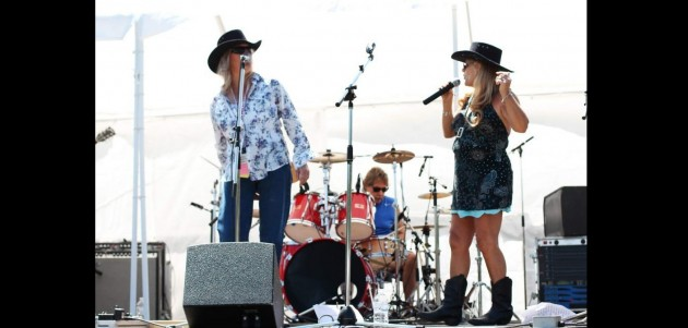 Tina Turley (left) will be taking the stage for the 11th year in a row at the upcoming Family Traditions HOOT on June 17.