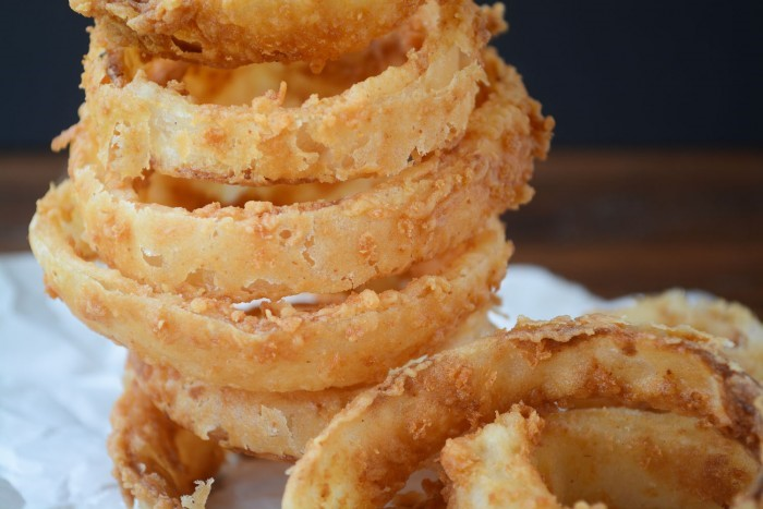 Who doesn't love onion rings? (Image: theviewfromthegreatisland.com)