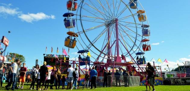 Huntsville Fall Fair (Photo: Laura MacLean)