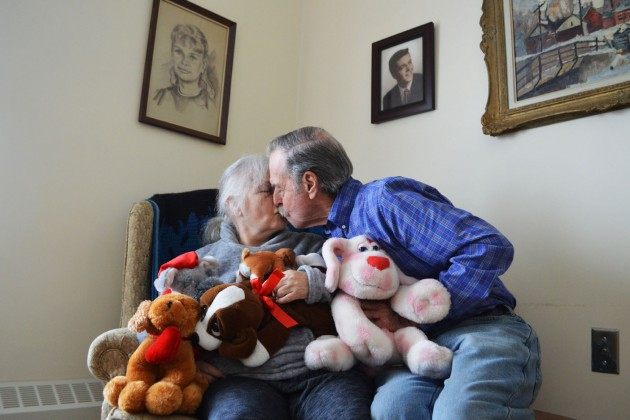 The McNallys have 58 years of togetherness to boast! And their love story is bittersweet...