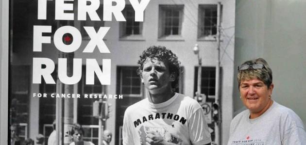 Terry Fox Run Huntsville coordinator Sharon Stahls (Doppler file photo)
