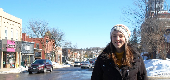Morgan Richter is the new Downtown Huntsville BIA Manager
