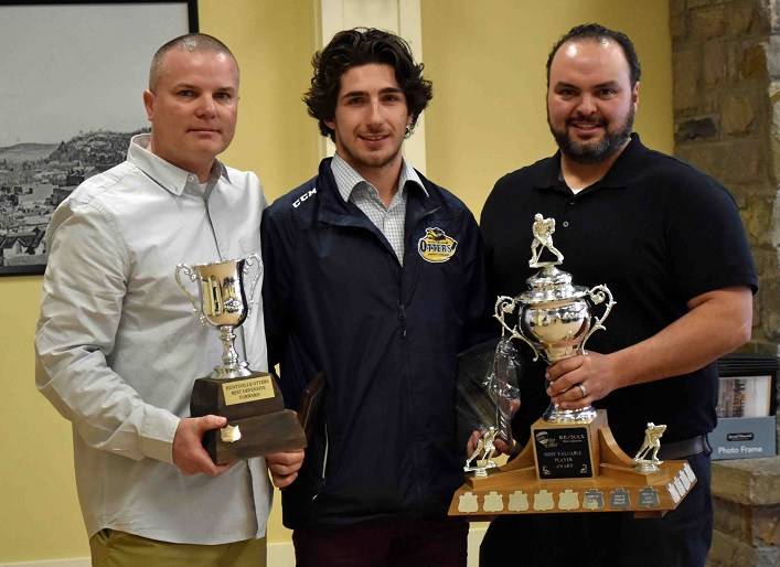 Best Defensive Forward, Tyler Gervais-Rolfe