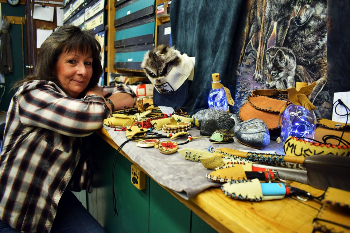 Jo-Anne Earl has found a way to combine business with pleasure and it's bringing her a lot of joy.