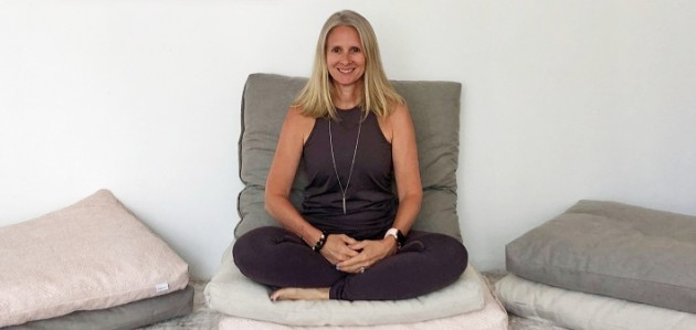 Sarah Shaw opened Veda Yoga to help bring peace to people in Muskoka