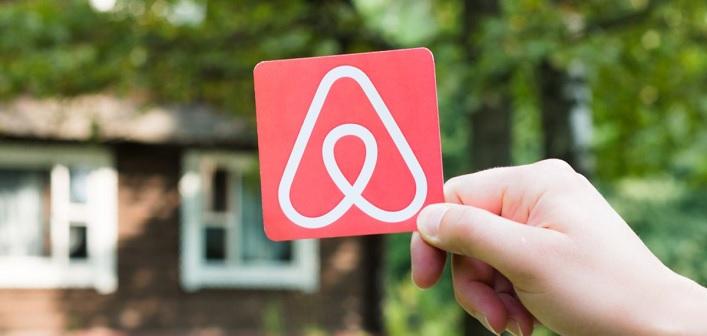 Airbnb stock photo