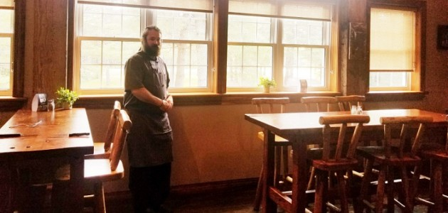 Route 35 chef Jamie Weaver (supplied)