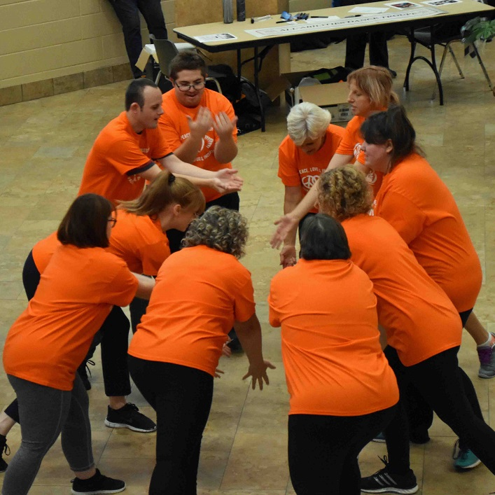 The All Abilities Dance Troupe has been performing in the community for six years (Cheyenne Wood)