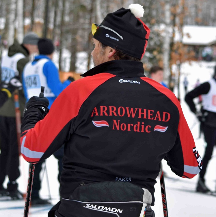 Host club Arrowhead Nordic was well represented (Cheyenne Wood)