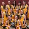 Huntsville Hurricanes U16 Girls win gold in Mumba tournament (supplied)