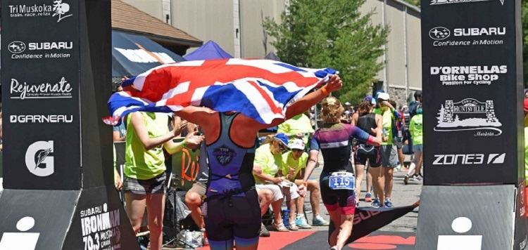 The Ironman 70.3 Musoka draws competitors from all over the world to Huntsville (Cheyenne Wood)
