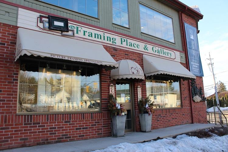 The Framing Place & Gallery (Dawn Huddlestone)