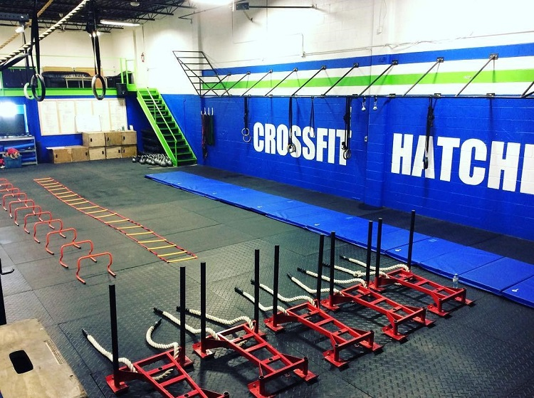 The CrossFit Hatchet gym (supplied)