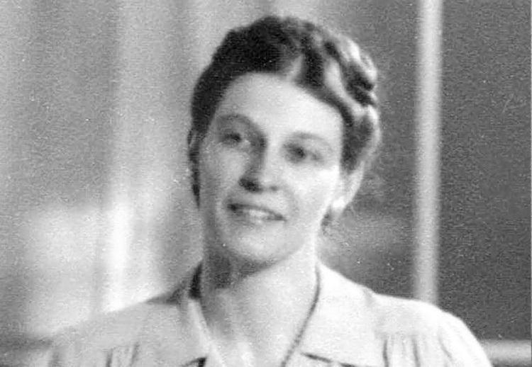 Isabella Conway, 1944 (Courtesy of Doug Conway)