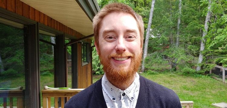 David Tremblay, is HPL's new CEO (Photo courtesy of David Tremblay)