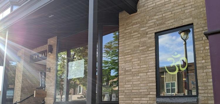 Ahimsa Yoga is closing its studio at 59 Main St E (Allie Chisholm-Smith)