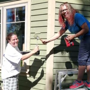 Rotarians Jennifer Jerrett (left) and Katy McGregor (supplied)