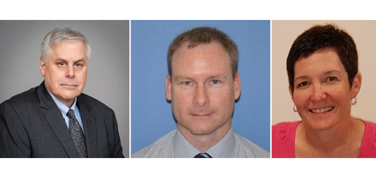 (From left) John Sisson, Tim Ellis, and Deb Harrold are the newest additions to the MAHC board (Photos: MAHC, TLDSB)
