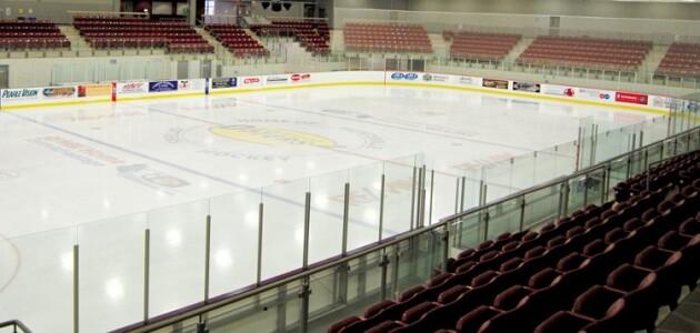 Don Lough Arena (huntsville.ca)