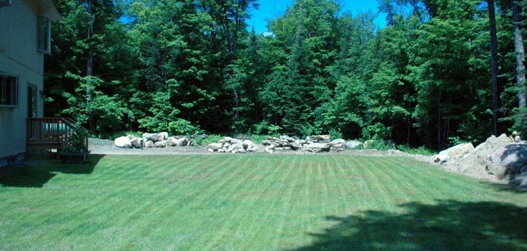 Dot the T's 2020 outdoor performance space on Limberlost Road (Dot the T / Facebook)