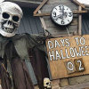 The countdown to Halloween is on at Haunters Bay Drive (@hauntersbaydr / Facebook)