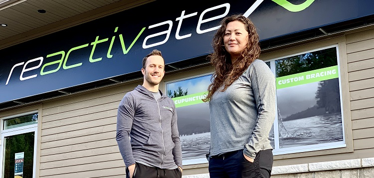 Reactivate RMTs Mark Lewis and Laura Caldwell