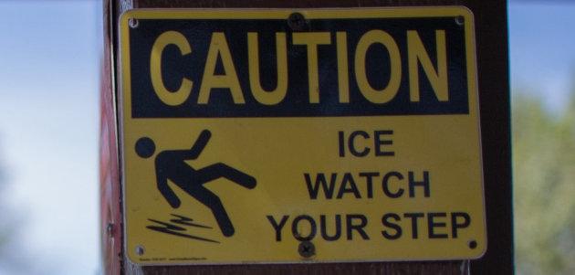 caution ice sign (pixabay.com)