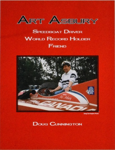 Doug Cunnington's biography of his uncle Art Asbury is available for $49
