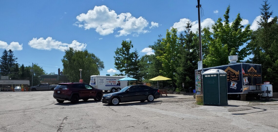 Council to consider renting private parking lot to provide parking for downtown patrons during the reconstruction of Main Street next year.