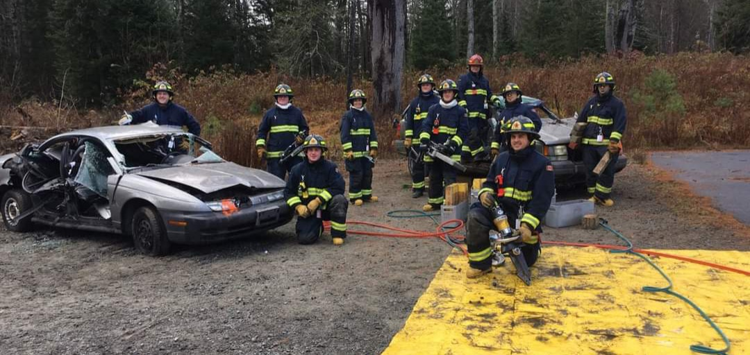 Firefighters do more than respond to structure fires (supplied)