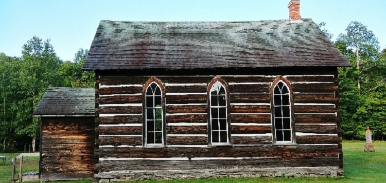 Madill Church (Photo courtesy of Madill Church Preservation Society)